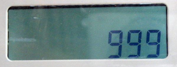 Meteran listrik prabayar Hexing - kode 123999 telah aktif