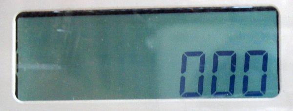 Meteran listrik prabayar Hexing - kode 123000 telah aktif