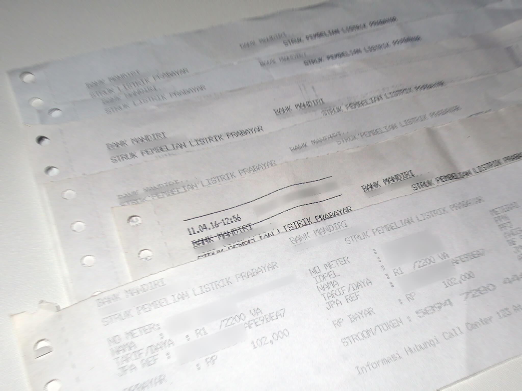 Beli Pulsa Listrik Prabayar Di Indomaret Baruu Voucher Card